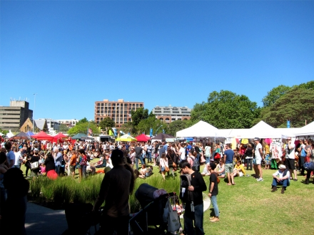 Surry Hills Festival Crowd
